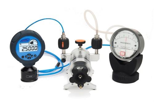 Pneumatic Pressure Test Calibration Pumps Maximator