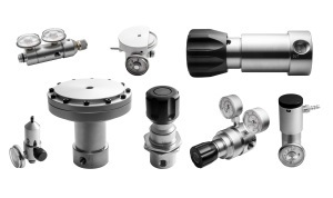 High Pressure/Instrumentation Regulators