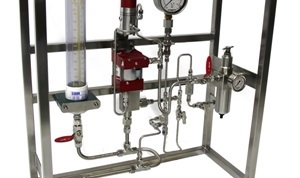 M Series Chemical Injection Skid