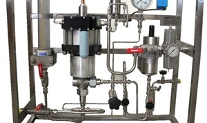 G Series Chemical Injection Skid