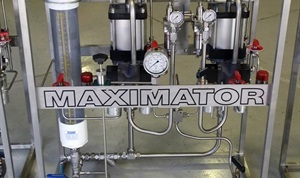 GX Series Chemical Injection Skid