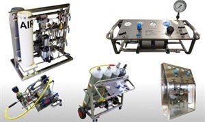 Gas Booster Systems