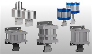 Maximator 15,000 psi Hydrogen air actuated needle valves
